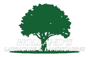 Holland's Lawn Care & Landscaping Logo